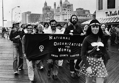 a history of the feminist movement Feminism is both an intellectual commitment and a political movement that seeks justice for women and the end of sexism in all forms however, there are many.