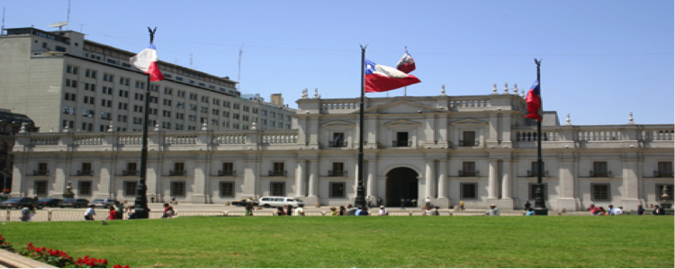 Presidential Palace, Santiago: 2005