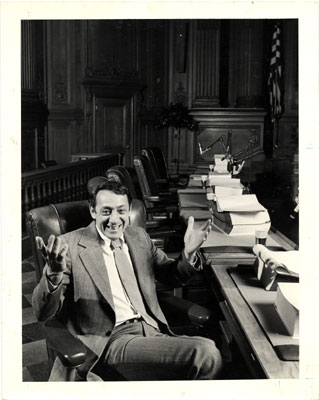 a research on the pioneer harvey milk Nephew of slain gay icon harvey milk: orlando massacre marks one of the lgbt movement's darkest days story june 14, 2016 nephew of gay rights pioneer harvey milk.